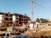 Developerské projekty ve městě rostou jako houby po dešti. Například v Novém Farářství vzniká 11 viladomů s celkem 200 byty.