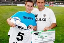 Tomáš Hanuš a Marek Kulič.
