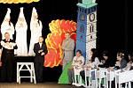 Vítání občánků formou minidivadelního představení je hradeckou specialitou.