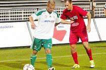 Česká fotbalová liga: FC Olympia Hradec Králové - SK Převýšov.