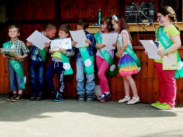 Dětský den ve Stračově.