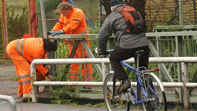 Oprava mostu zkomplikuje dopravu