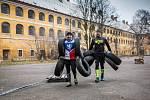 Winter Gladiator Race v Josefově.