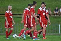 Fotbalisté Dvora Králové nad Labem na svém stadionu přivítají Libiš.