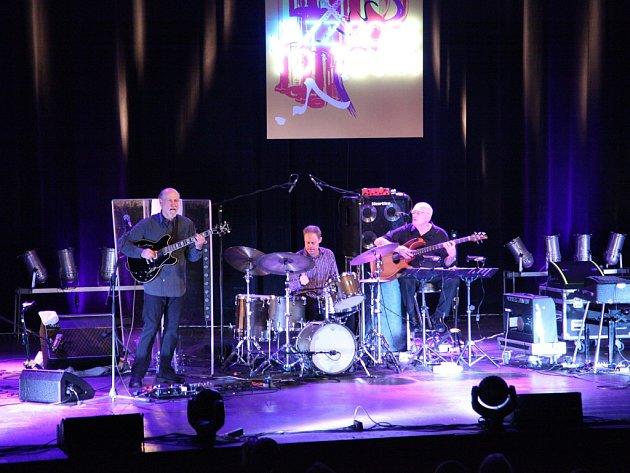 Závěr hradeckého hudebního festivalu Jazz Goes to Town.