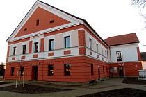 Dům č.p. 1 v Kunčicích po rekonstrukci.