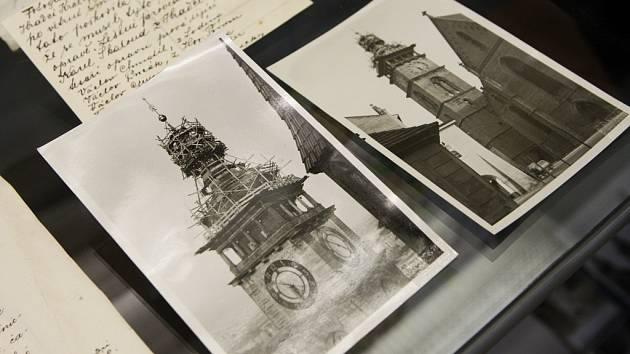 Poklady z Bílé věže na výstavě v Muzeu východních Čech v Hradci Králové.