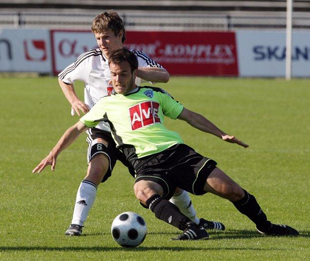 Fotbalové utkání FC Hradec Králové - FC Zenit Čáslav