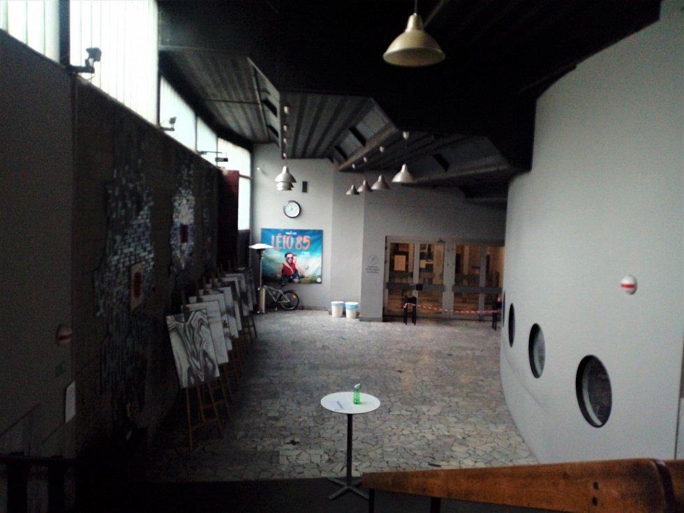 Výstava Cesty v Bio Central.