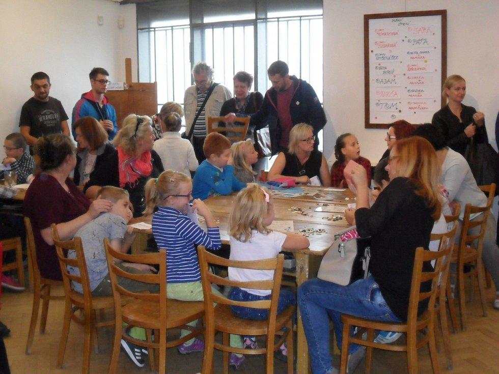 Výstava žáků školní družiny ZŠ Pouchov