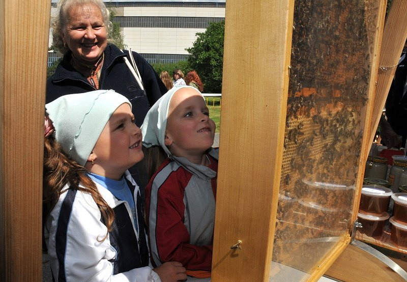 Okresní včelařský den v Kuklenách