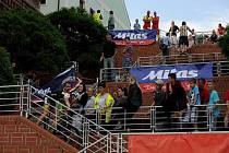 Gočárovy schody 2017 !přijď fandit nebo závodit!