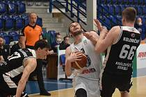 NBL předkolo play-off: Děčín vs. Hradec Králové