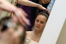 Svatební veletrh v hradeckém Adalu o víkendu 30.-31. ledna 2010.