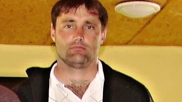 Fotbalista Pavel Šoltys.