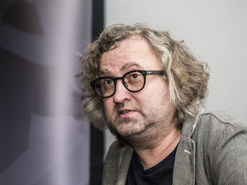 Režisér Jan Hřebejk.