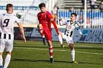 Fotbalová FORTUNA:NÁRODNÍ LIGA: FC Hradec Králové - SK Líšeň.