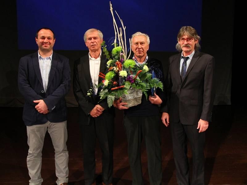 Ocenění nejúspěšnějších sportovců Nového Bydžova.