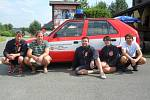 Dobrovolní hasiči z hradeckých Malšovic se zúčastnili mezinárodní soutěže v požárním sportu.
