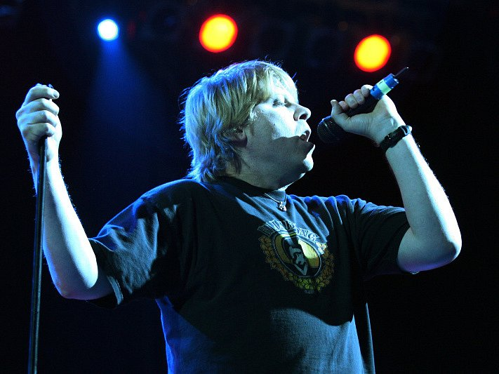 "Brian ""Dexter"" Holland z The Offspring"