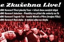 Online Zkušebna Live!