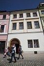 """Akce """"Hradec neznámý"""" zpřístupnila veřejnosti místa, do kterých se běžně nepodívá (neděle 25. dubna 2010)."""
