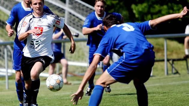 FC Hradec Králové B versus SK Převýšov