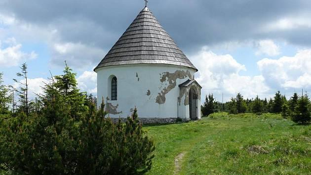 Orlické hory, Kunštátská kaple