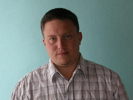 Milan Smolej,  lídr kandidátky EDS.