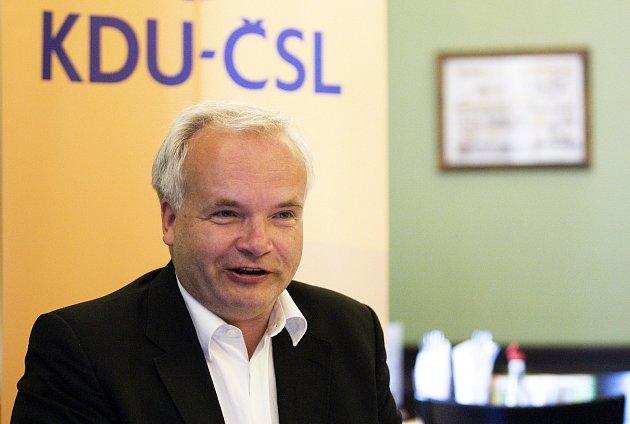 Pavel Svoboda (KDU-ČSL).