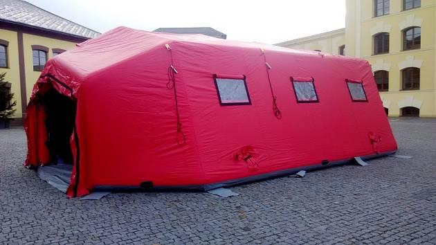 Stan pro mimořádné události zdravotnických záchranářů.
