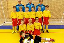 Mládežnický fotbalový výběr OFS Hradec Králové U10.