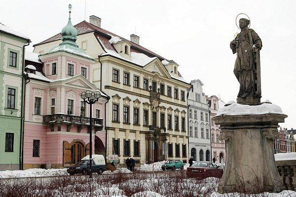 Biskupská rezidence vHradci Králové.
