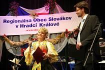 Česko - slovenský bál, Adalbertinum, 20. února 2009