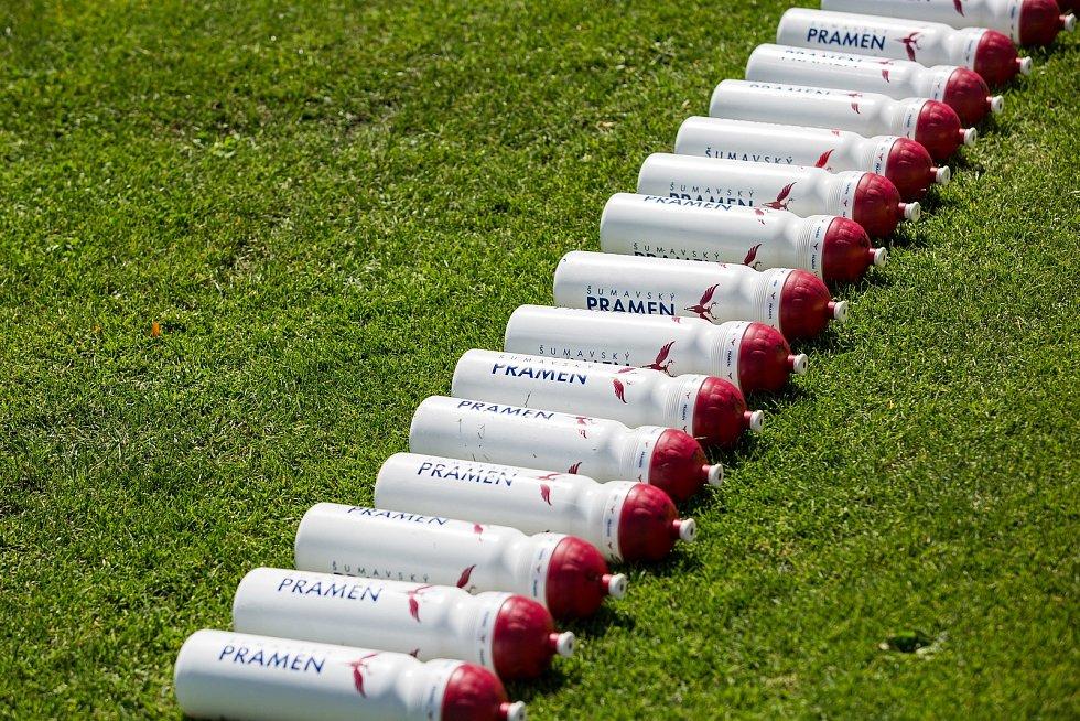Fotbal fotbalová národní liga FC Hradec Králové  první trénink