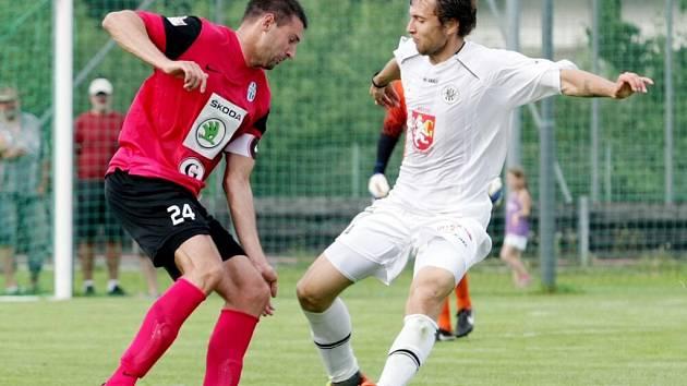 FC Hradec Králové - FK Mladá Boleslav.