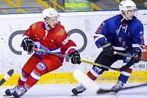 Hokejisté Nové Paky dokázali v baráži o druhou ligu přehrát na domácím ledě Louny 6:4 a zajistili si postup.