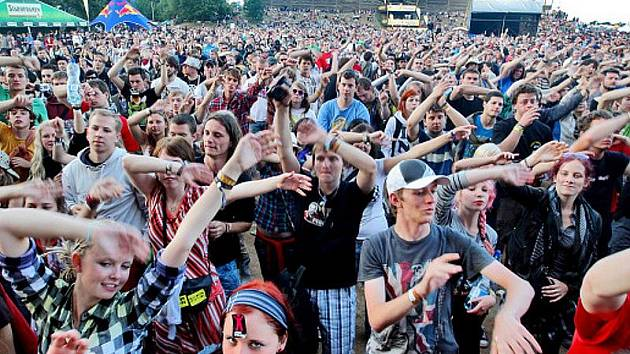 Rock for People, 2. - 5. července 2011