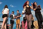 Rock for people ve Festivalparku v Hradci Králové.