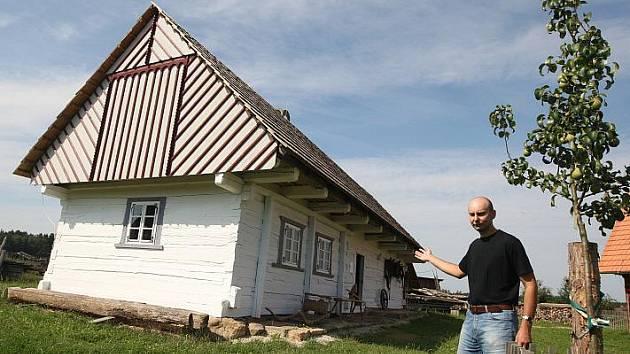 Skanzen Krňovice.