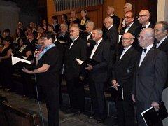 Královéhradecký sbor Smetana oslavil výročí svého vzniku
