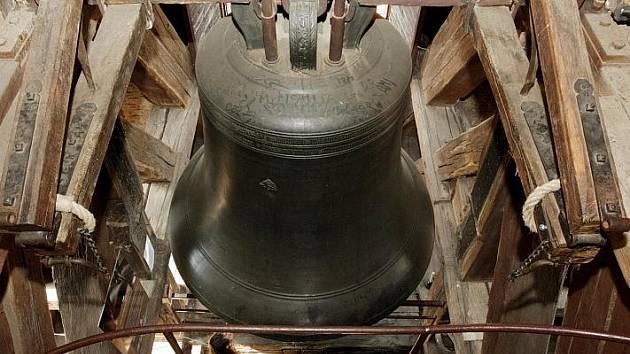 Zvon Augustin v Hradci Králové