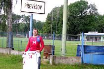 Pavel Pilař, otec fotbalového reprezentanta - syna Václava.