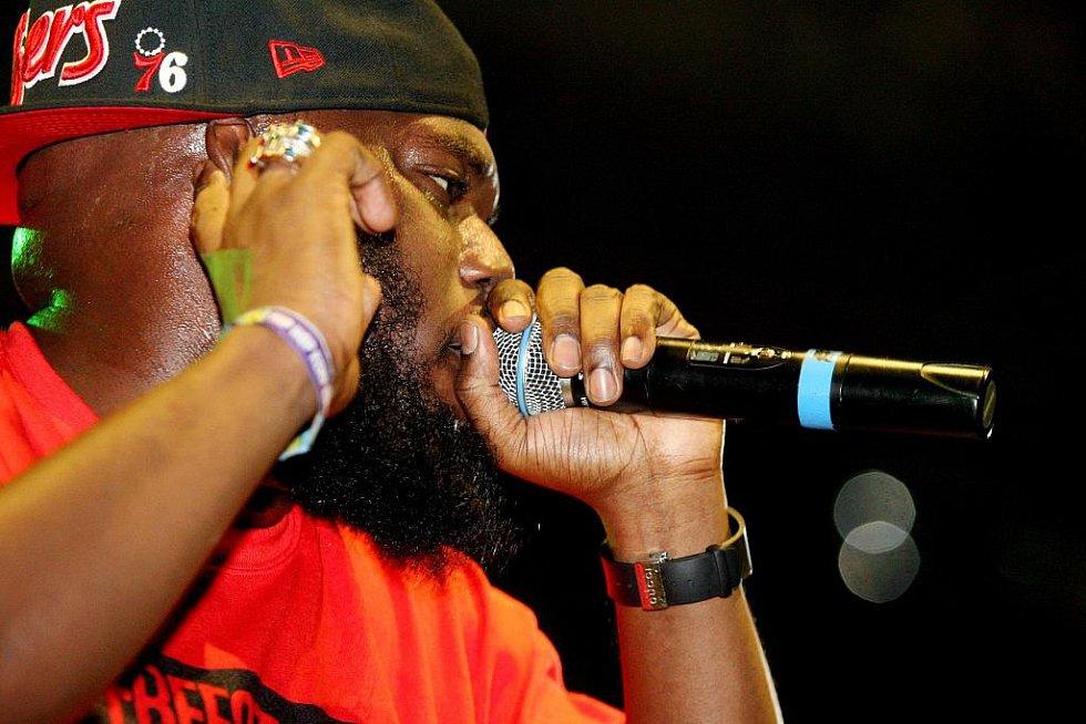 Hip Hop Kemp 2010 (čtvrtek 19. srpna): Freeway & Jake One /USA