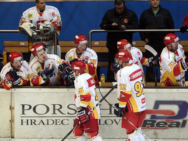 I. hokejová liga  HC VCES Hradec Králové - HC Olomouc. ... 468eed41eb