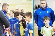Otakar Rejfek: práce s dětmi ve fotbale ho neskutečně baví.