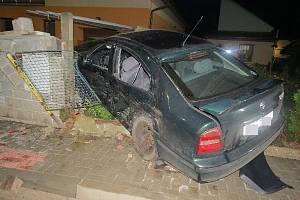 Nehoda v Novém Bydžově