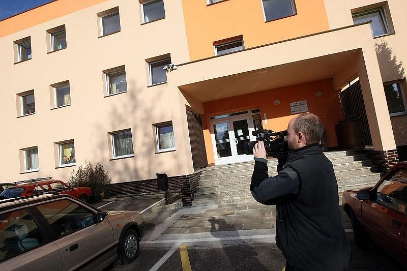 Diagnostický ústav v Plotištích v Hradci Králové.