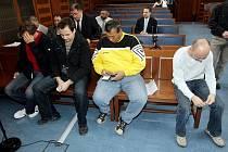 U krajského soudu v Hradci Králové začalo 8. října hlavní líčení s dvaceti muži z východních Čech. Státní zástupce Viesner uvedl, že se skupina mužů v letech 2002 až 2005 dopustila 77 krádeží osobních vozidel na celém území ČR, zejména v Krkonoš
