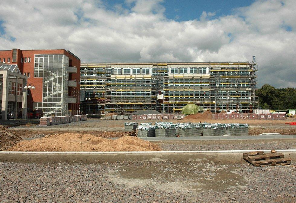 Nová budova hradecké univerzity